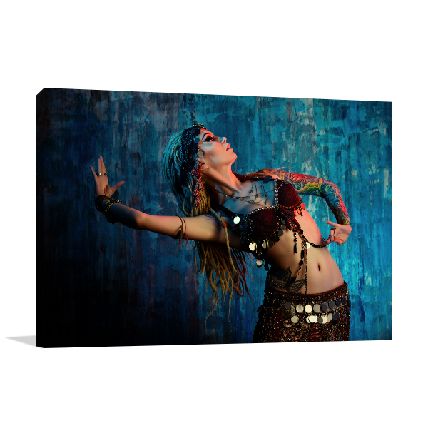 Belly Dancing Artwork