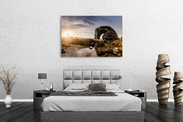 Bermagui Horse Head Rock Art Prints