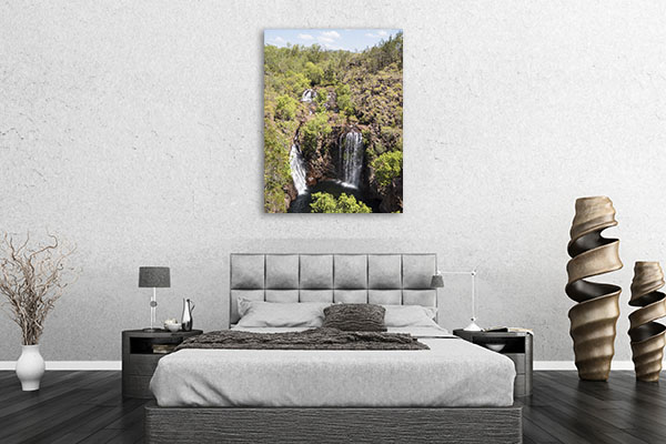 Berry Spring Canvas Art