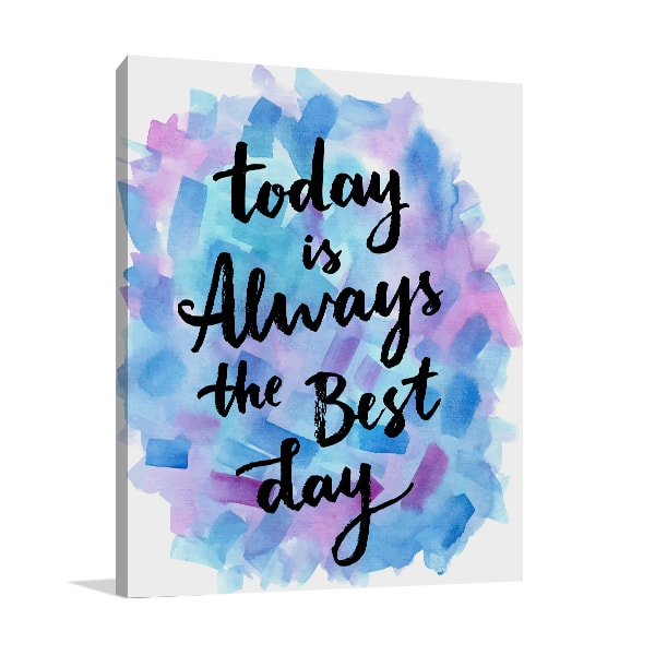Best Day Prints Canvas