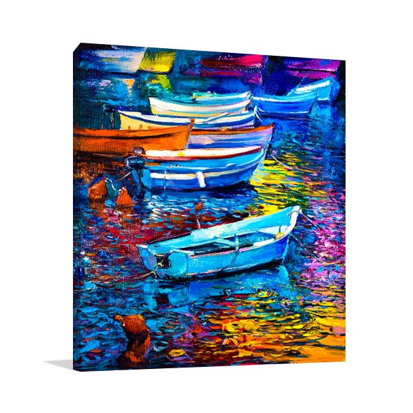 Boats And Sea Art Prints