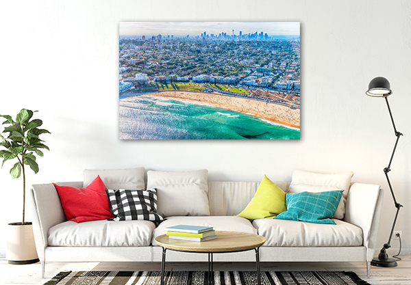 Bondi Beach Australia Artwork