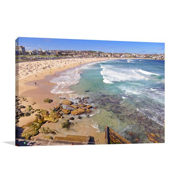 Bondi Sydney Art Print Beach Wall Art Photo Print