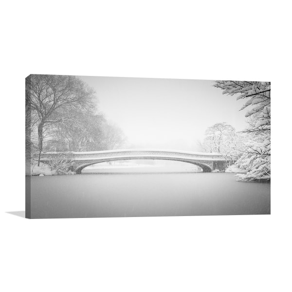 Bow Bridge Art Prints