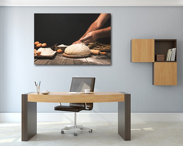 Bread Cooking Art Prints