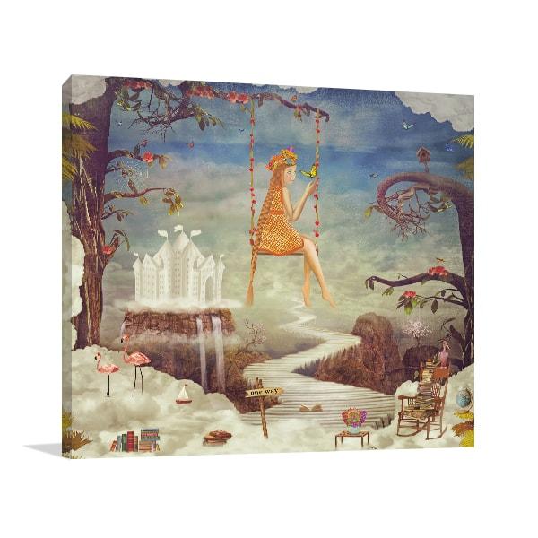 Bridge to Heaven Art Prints