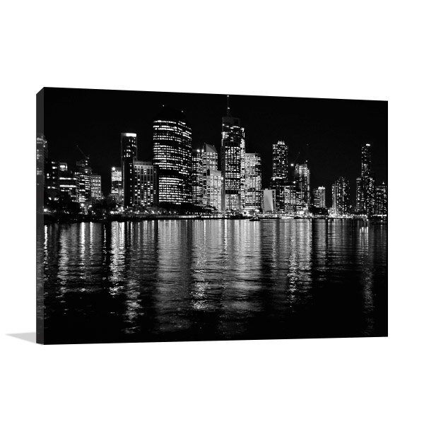 Brisbane black and white wall art brisbane black and white canvas prints