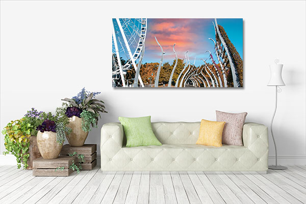 Brisbane Park Prints Canvas