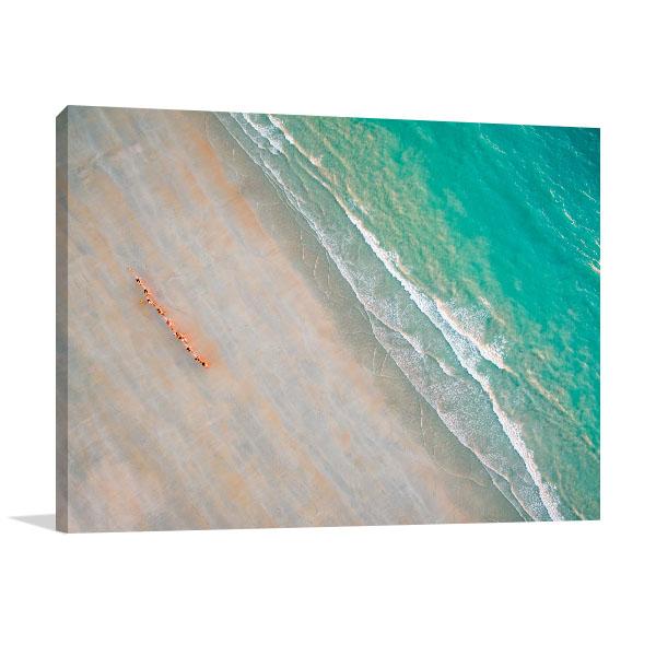 Broome Photo Art Print Cable Beach Art Prints