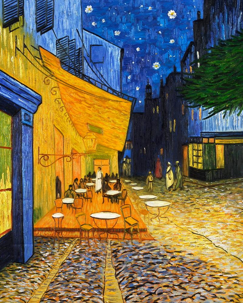 Famous Artist Oil Painting Online
