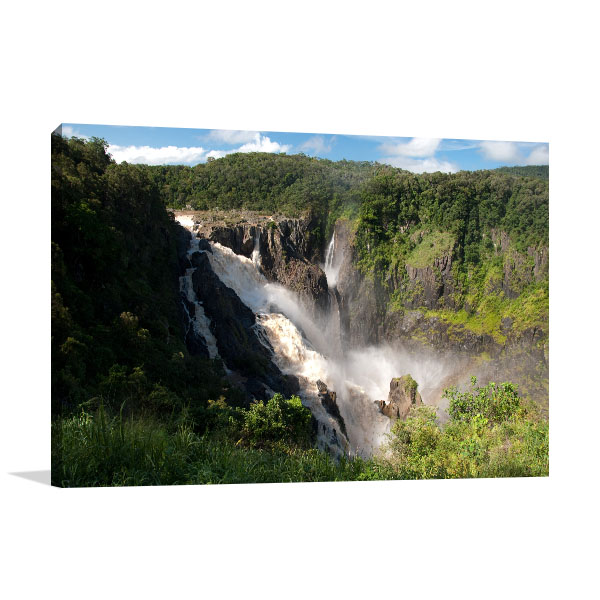 Cairns Forest Canvas Art Prints