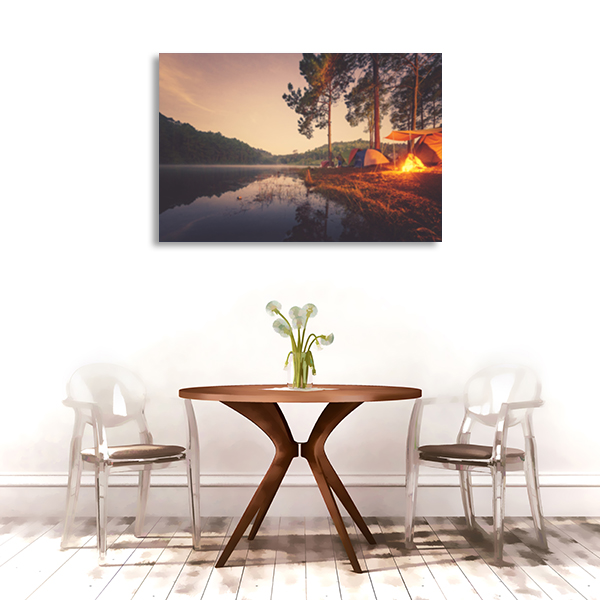 Camping And Tent Art Prints