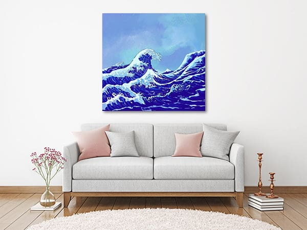 New Wall Art Prints And Paintings On Canvas Online Gallery