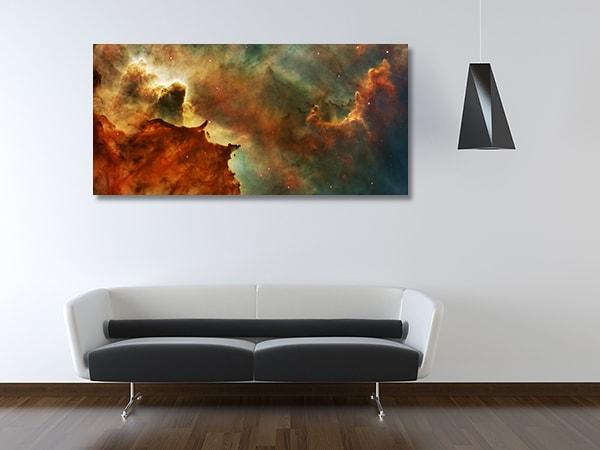 Carina Nebula Prints Canvas