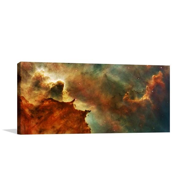 Carina Nebula Art Prints