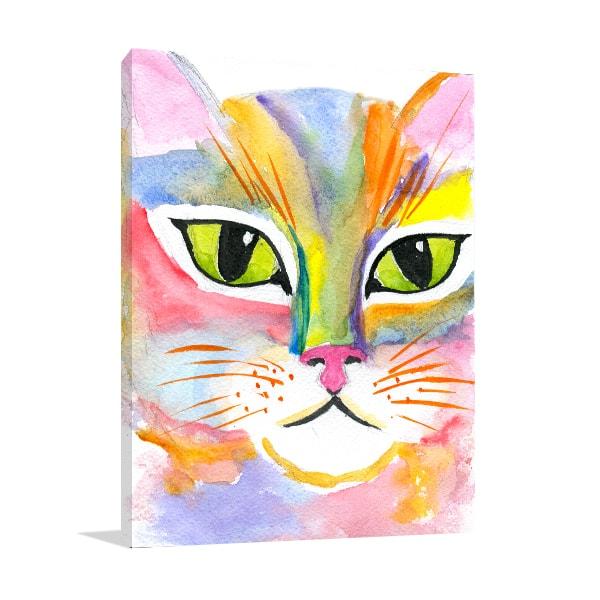 Cat Fairy Art Prints