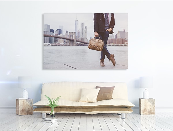 City Trend Canvas Art