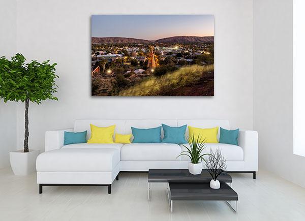 Cityscape Artwork