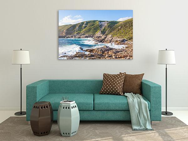 Coastal Scene Albany Wall Art