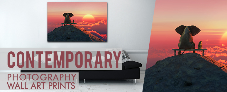 Contemporary Wall Art Print Australia