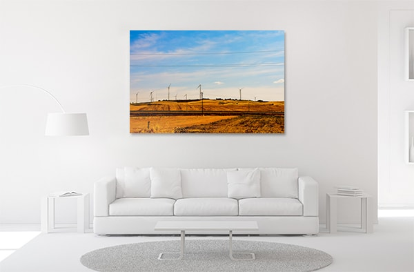 Country Side Wall Art