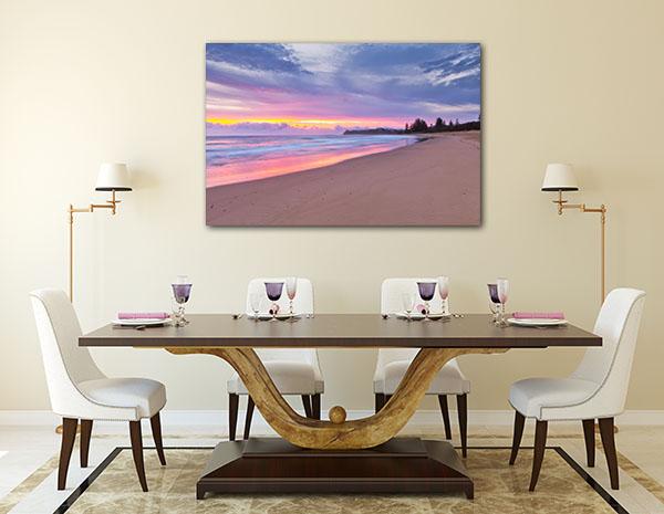 Dicky Beach Sunshine Coast Print Artwork