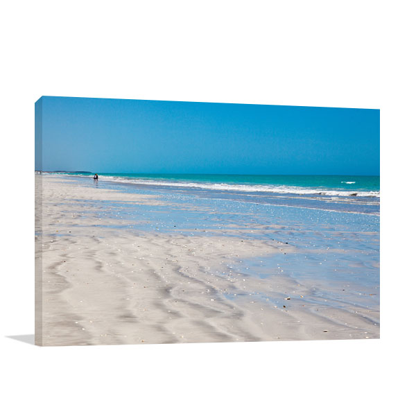 Eighty Mile Beach Art Print Broome Artwork