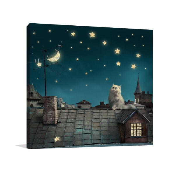 Fairytale Dreams Canvas Prints