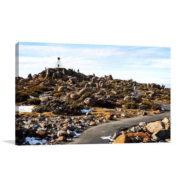 Famous Landmark Hobart Wall Art