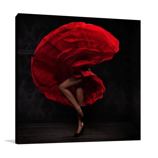 Flamenco Art Prints