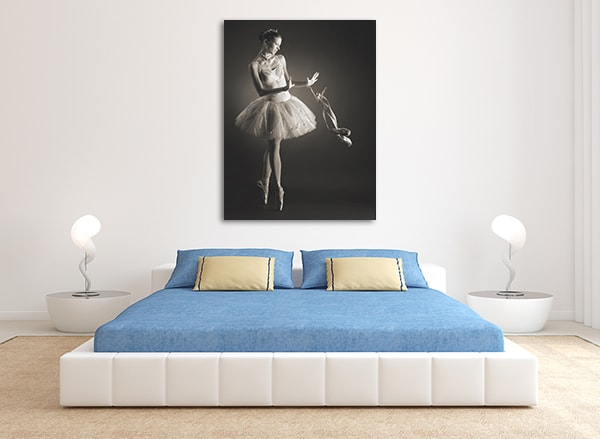 Flying Shoes Canvas Prints