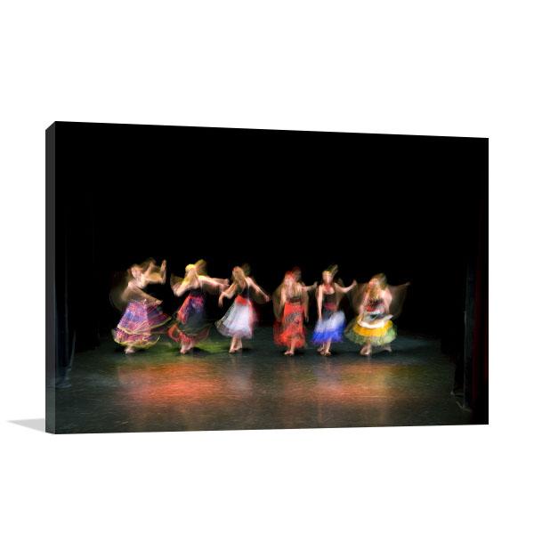 Folk Dances Art Prints