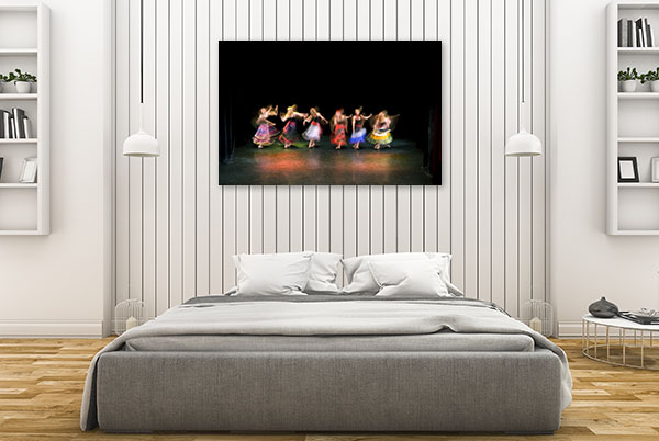 Folk Dances Wall Art