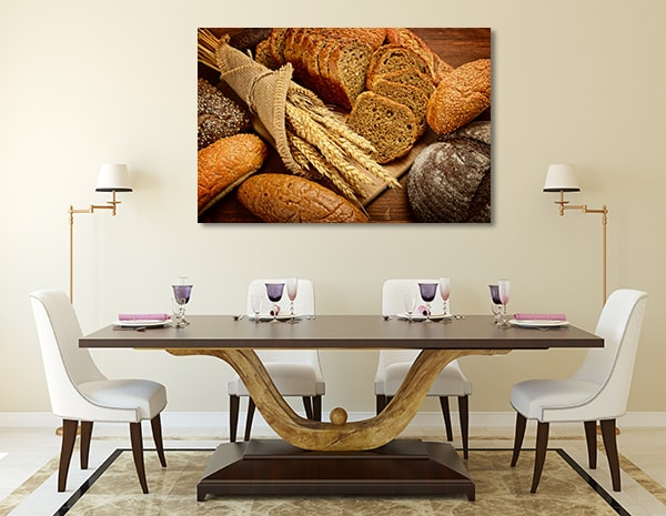 Fresh Bread Print Artwork