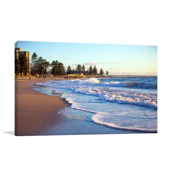 Glenelg Beach Adelaide Wall Art