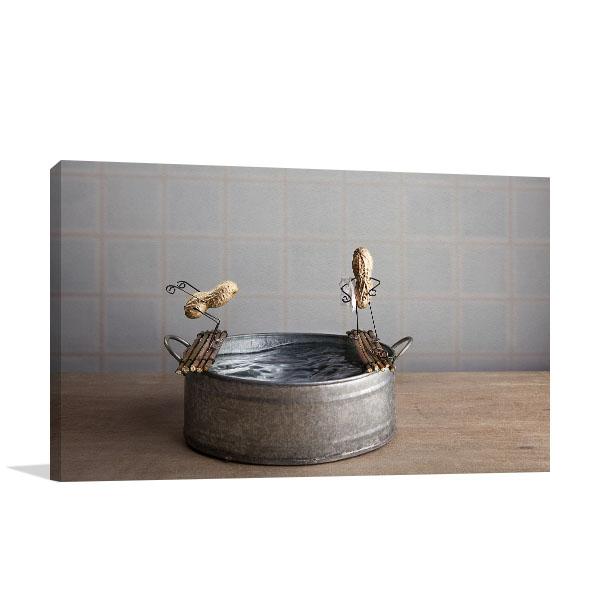 Go to Bath Wall Art
