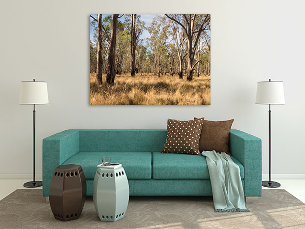 Goulburn Shepparton Canvas Art