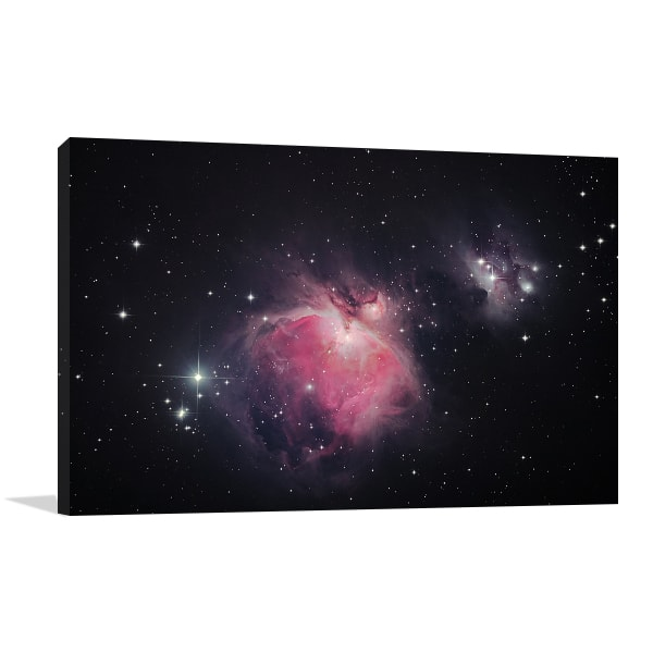 Grate Nebula Canvas Prints