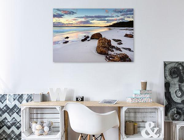 Hyams Beach Art Print Jervis Bay Wall Art Print