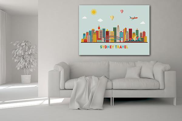 Illustrator Sydney Artwork