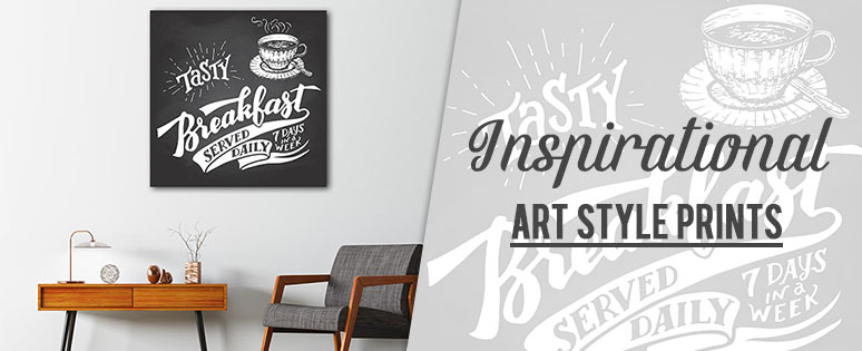 Inspirational Art Prints On Canvas