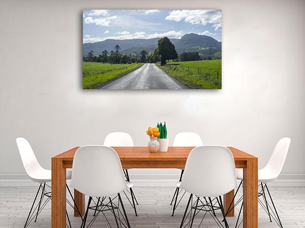 Kangaroo Valley Art Print Highlands Canvas Art