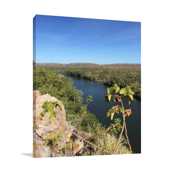 Katherine Gorge Wall Print Landscape Canvas Art Prints