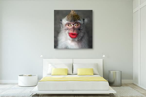 Kissable lips artwork kissable lips canvas prints