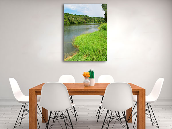Kuranda Canvas Art Photo Of Barron River Art Prints