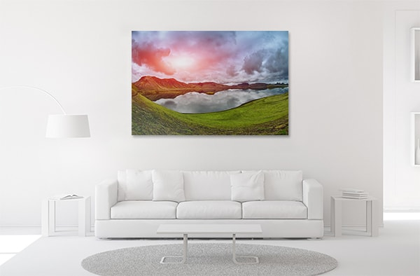 Lake Coast Artwork