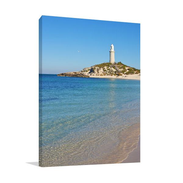 Lighthouse At Bathurst Prints Canvas