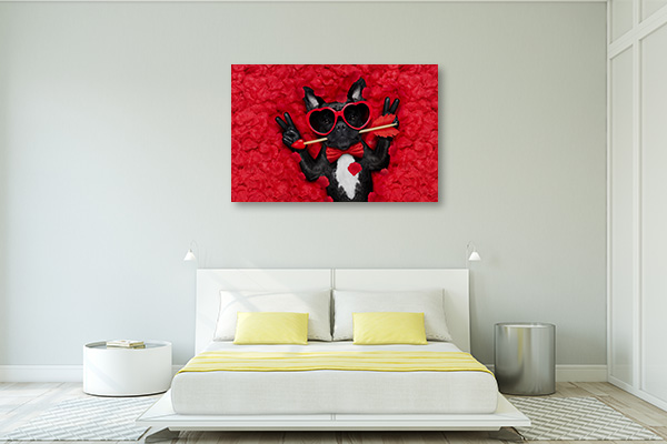Lover Boy Prints Canvas