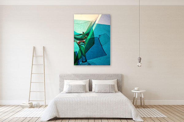 Luminescence Wall Art Print Canvas Prints