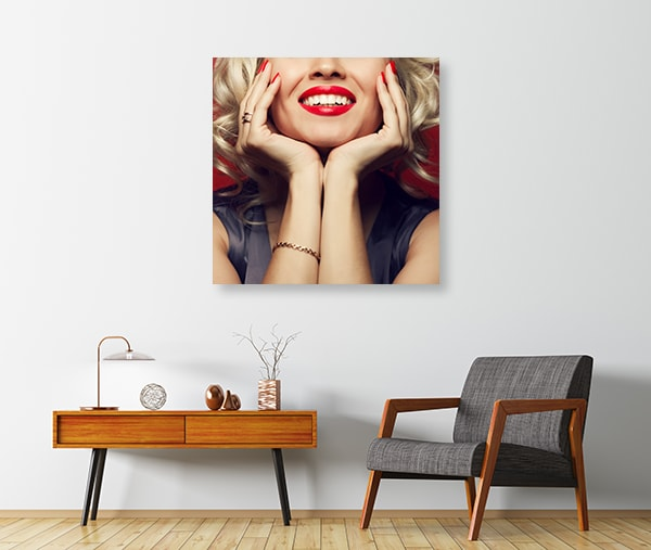 Material Girl Canvas Prints
